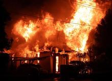 火災から家族を守る家づくり