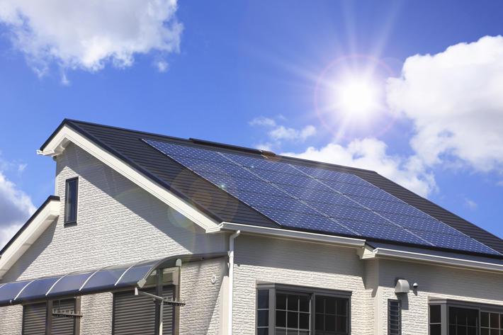 太陽光発電で発生した電力を売ることができることをご存じですか?