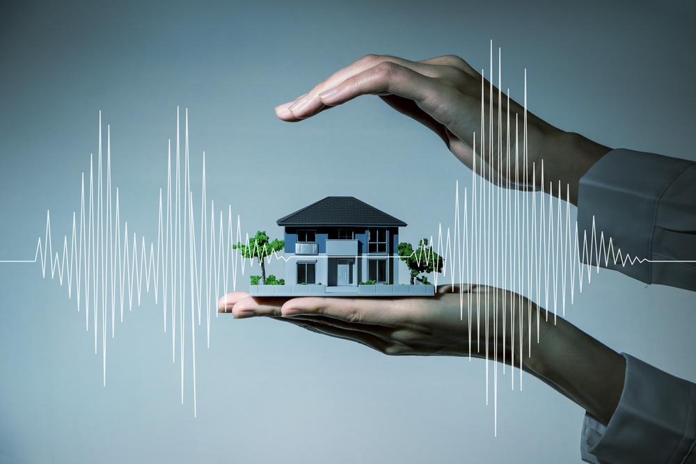 地震に強い家で安心して暮らす