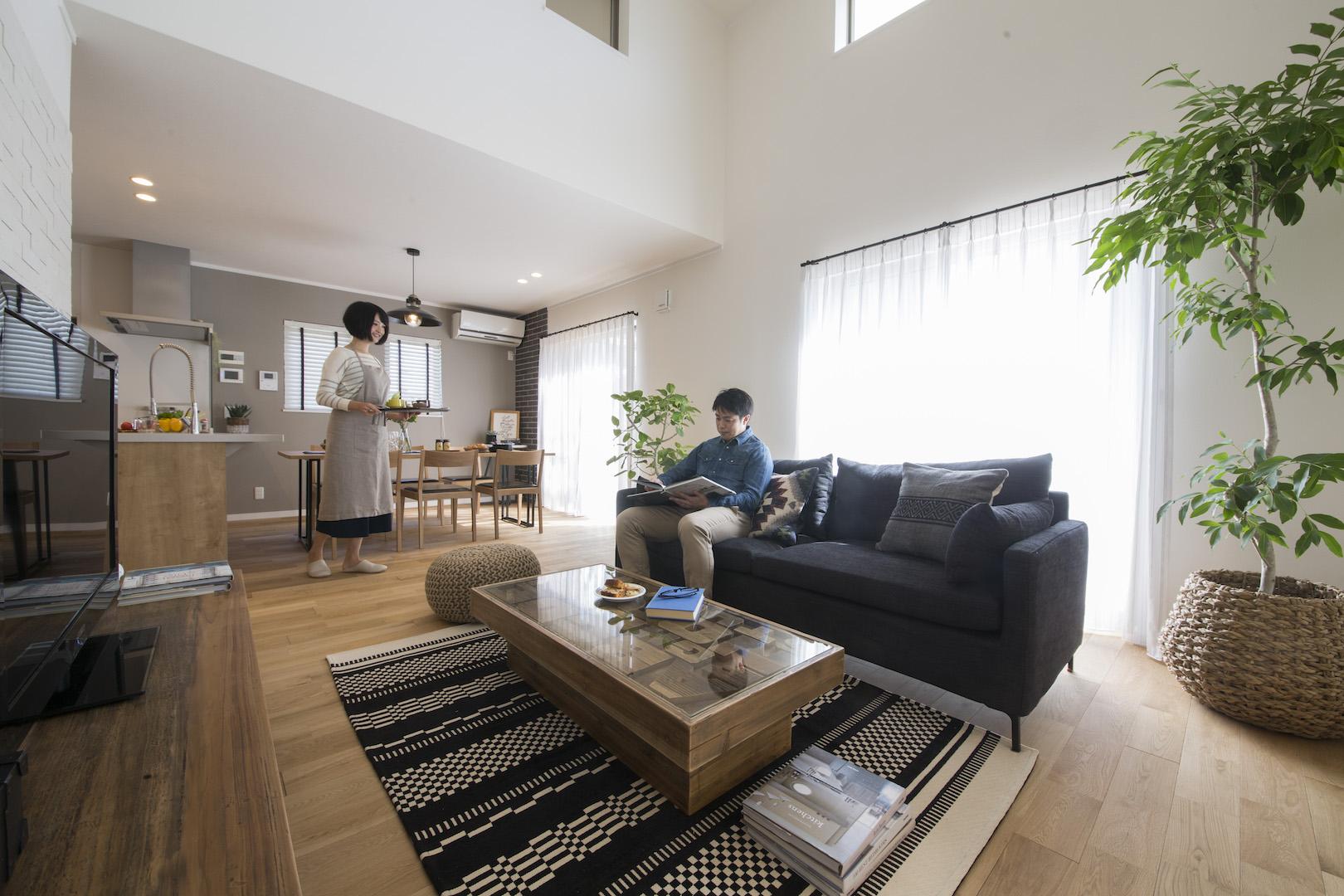 ニッケンホームのモットーは「人に自慢できる家づくり」