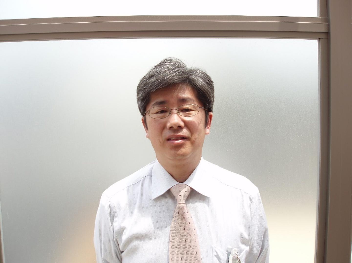 ニッケンホームで働くスタッフの紹介:営業部 佐々木 敏宏