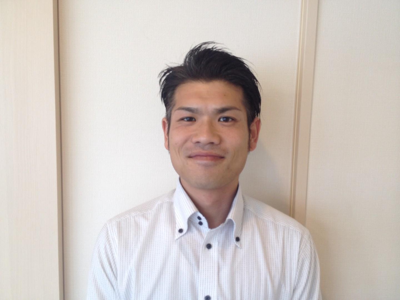 ニッケンホームで働くスタッフの紹介:営業部 森 大介