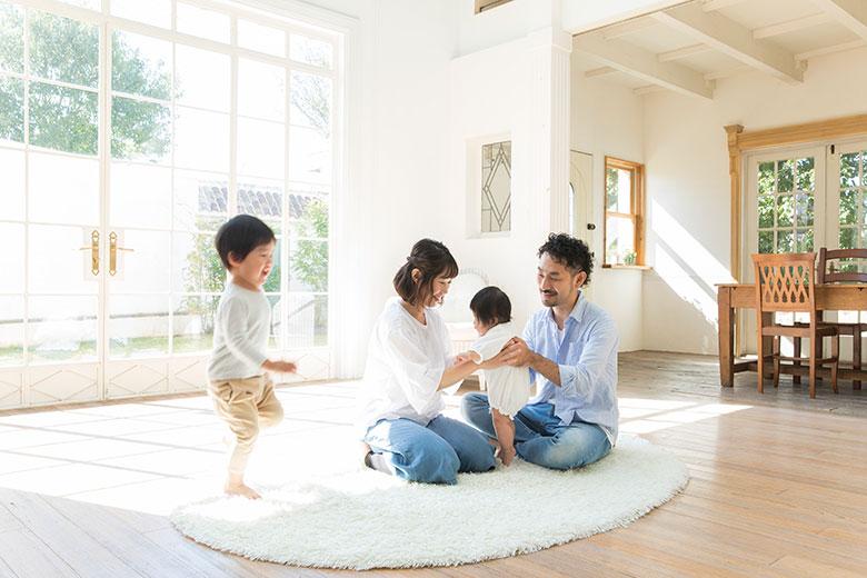 断熱性の高い住宅は血圧も安定する健康住宅