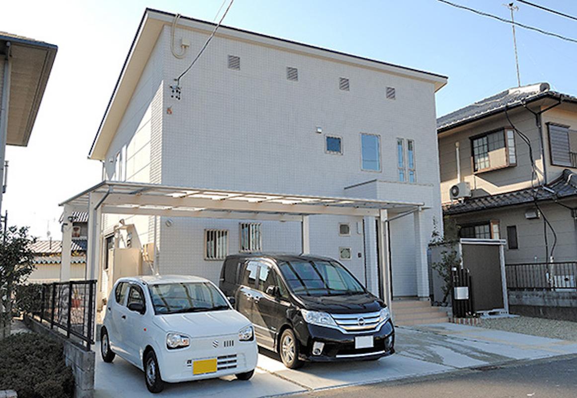 施工事例のご紹介【明るく開放的な家】(羽島市W様邸)