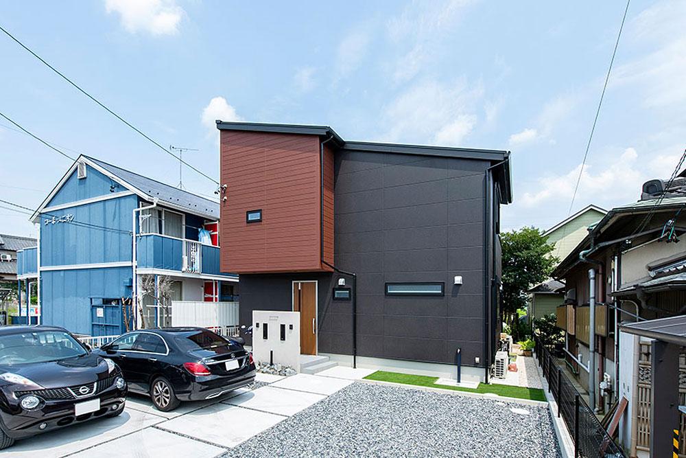 地震に強く、高断熱。ロフトがあるハイスペックゼロエネルギーハウス - 愛知県春日井市 I様邸