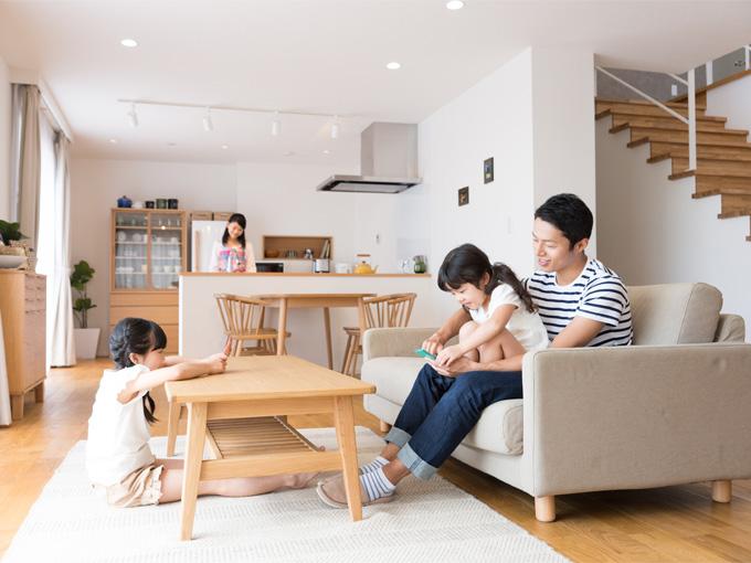 子どもの成長を考えた住宅づくり