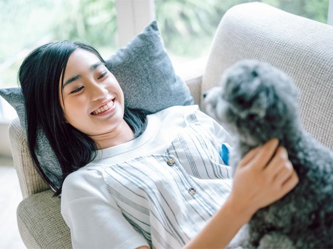 ペットは家族の一員、ペットと暮らす住宅
