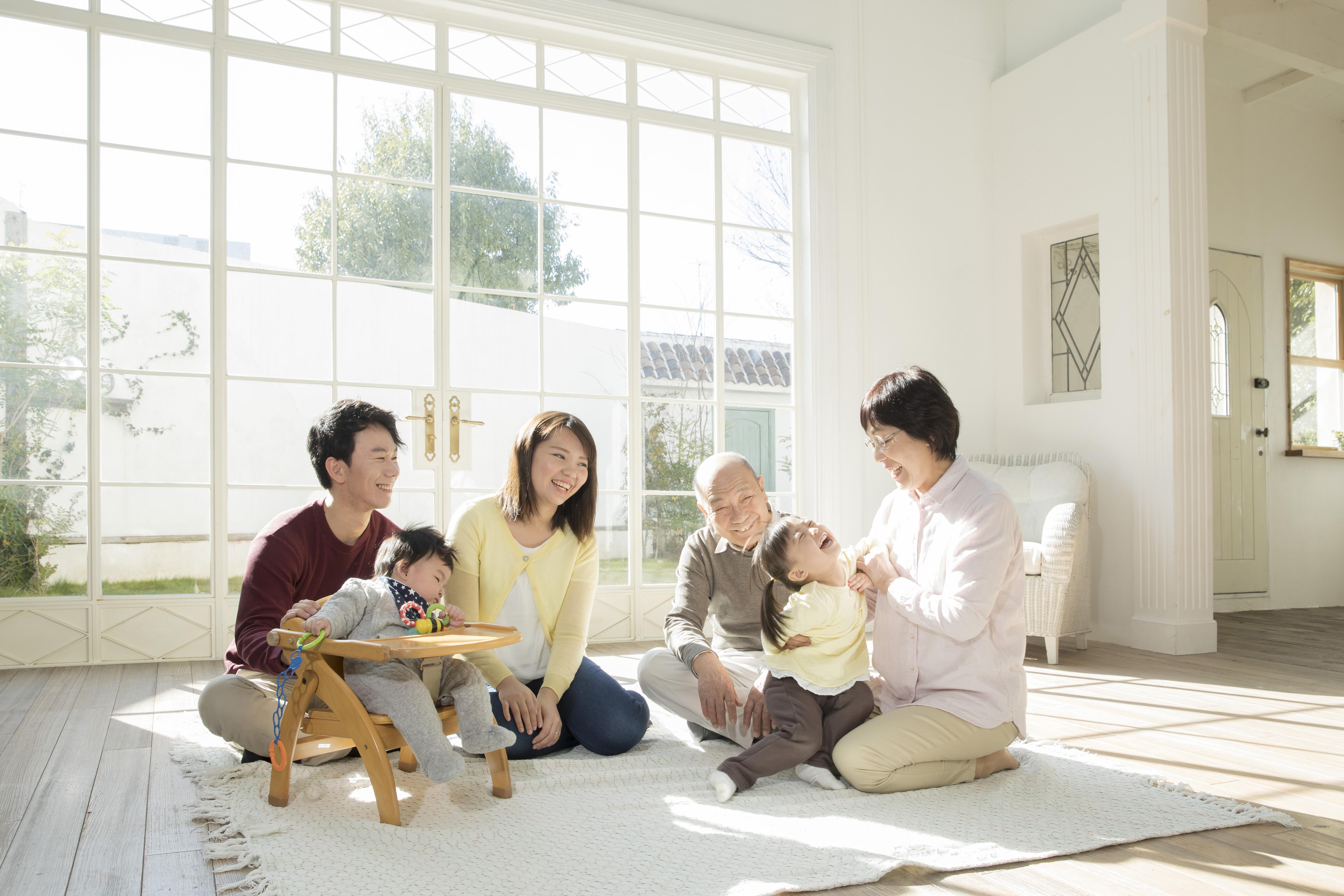 住み心地が良く耐震性も高い2×4工法住宅