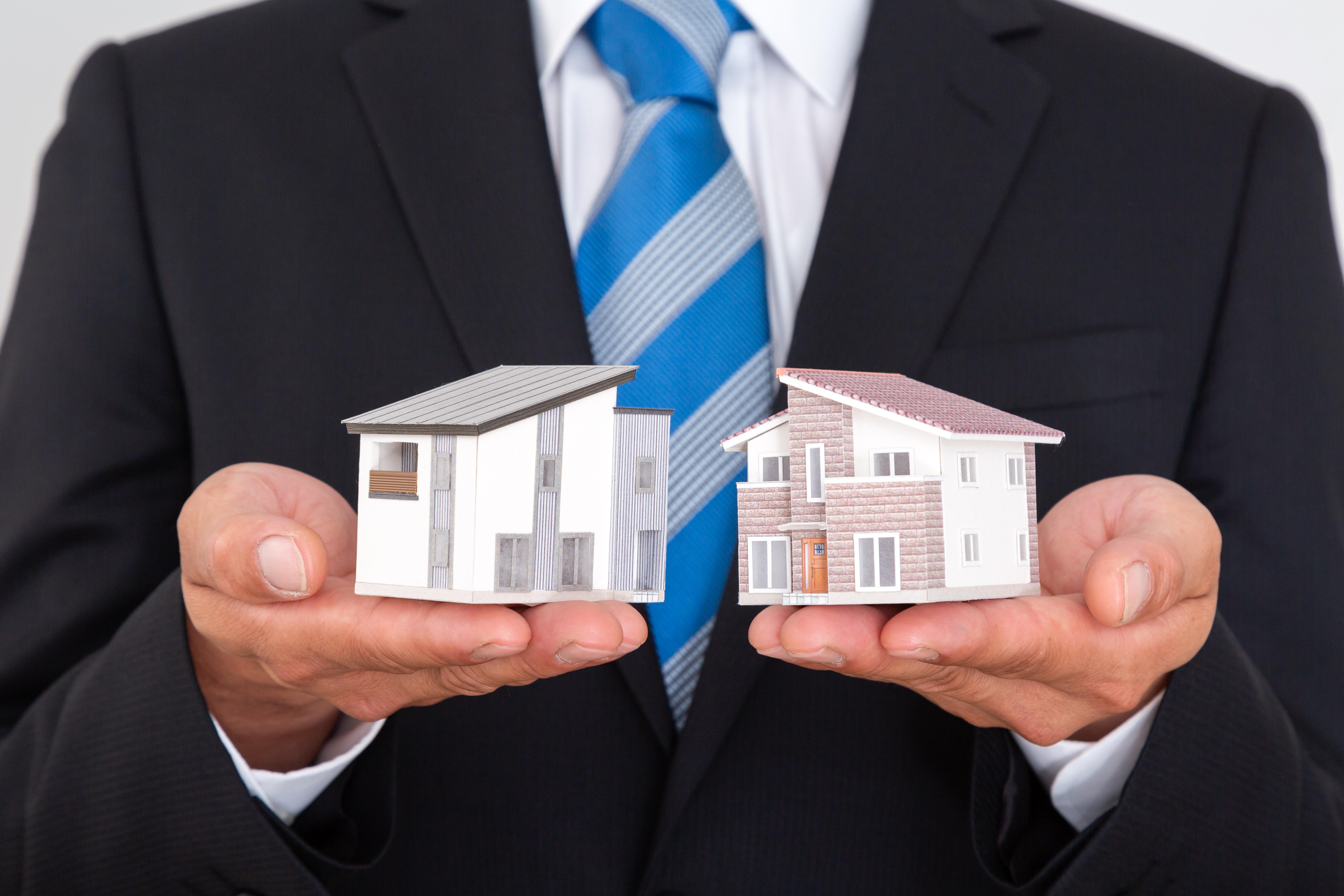 注文住宅と建売住宅はどちらが良いの?