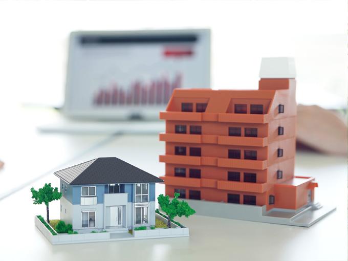 将来的な資産価値は戸建てと分譲マンションのどっちがオトク?