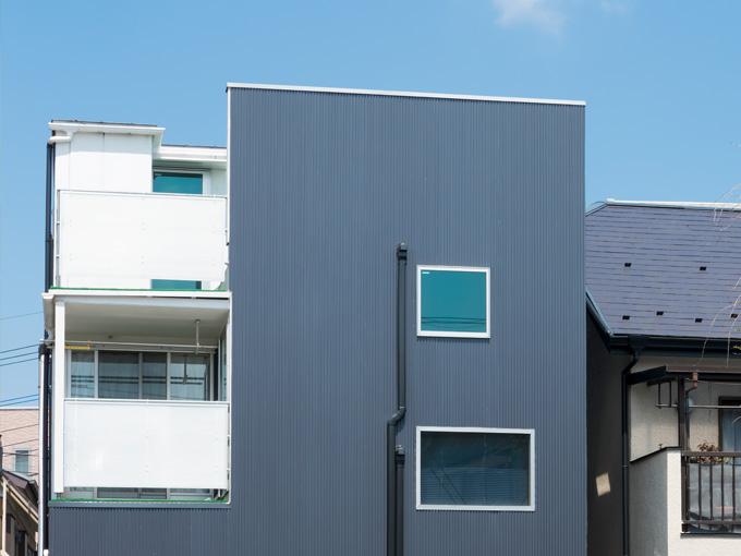 狭い土地でも上手に建てれば住心地が良い住宅になります