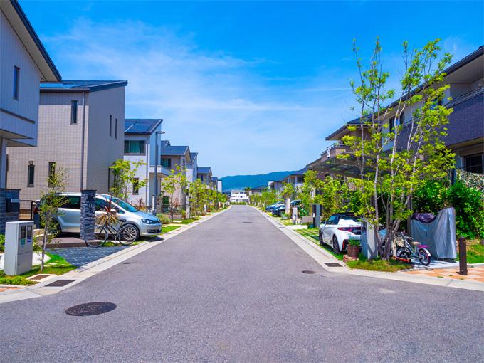 立地条件に合わせた住宅建設