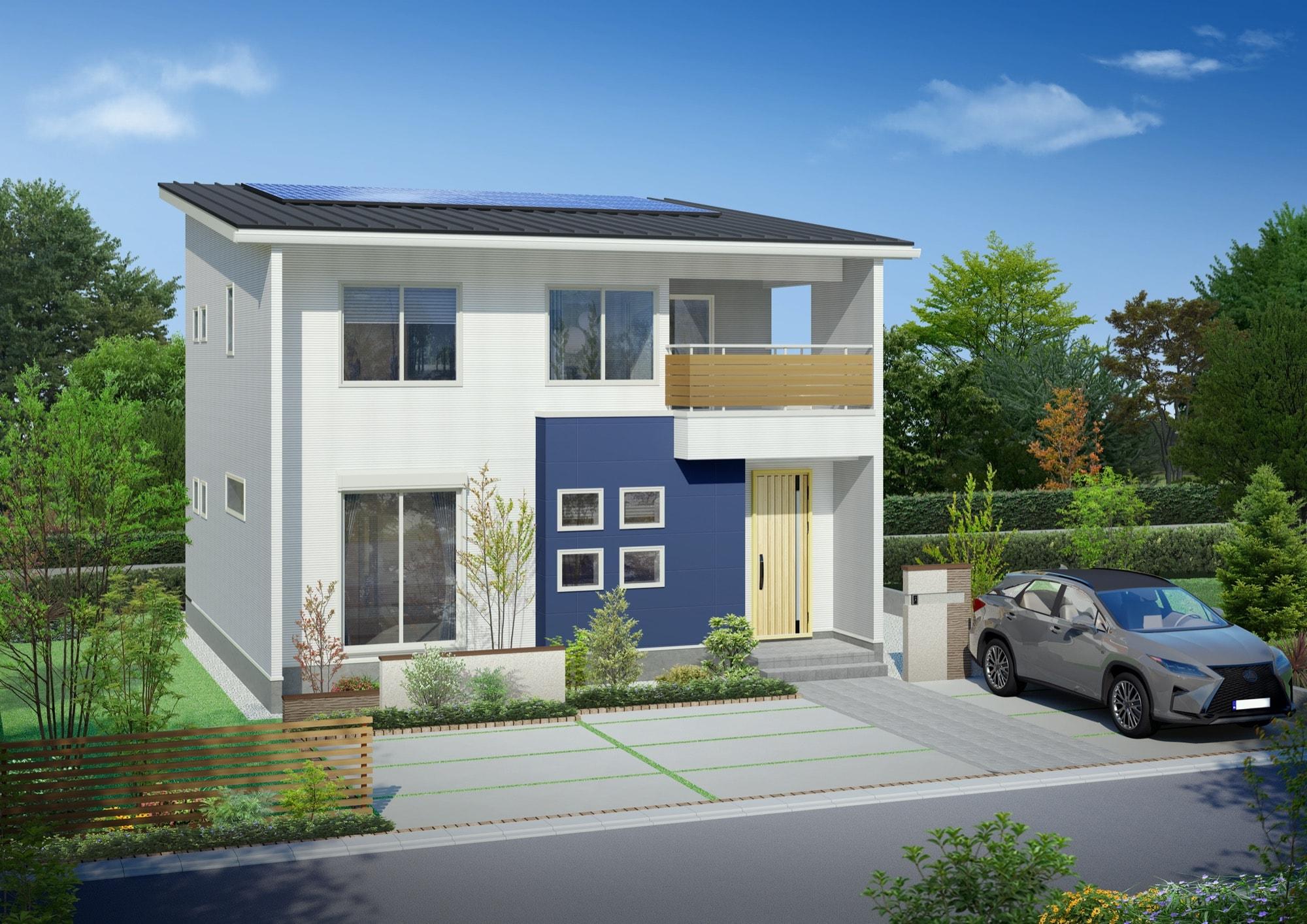 新モデルハウス(一宮市常願通)がいよいよオープン!パッシブデザイン・全館冷暖房など見所盛りだくさん♪