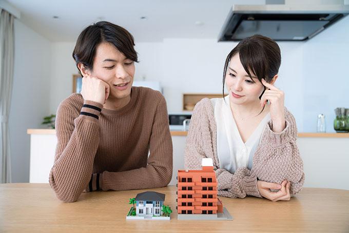 新築住宅を建てる時の、夫婦間の意見相違の対処法