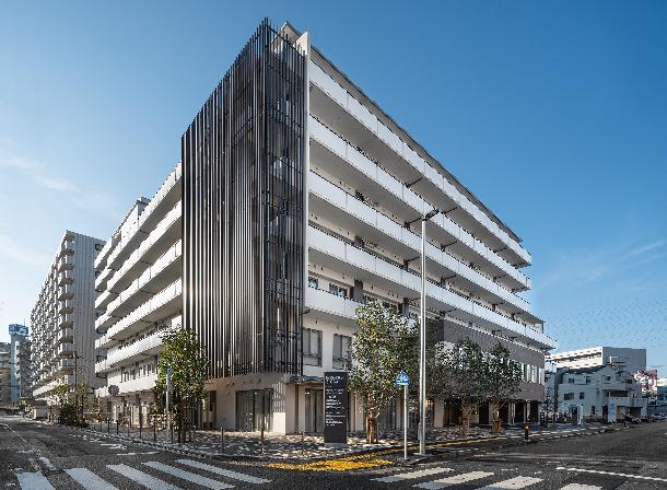 小規模多機能型居宅介護事業所で新サービス/川崎市に官民複合の福祉施設がオープン