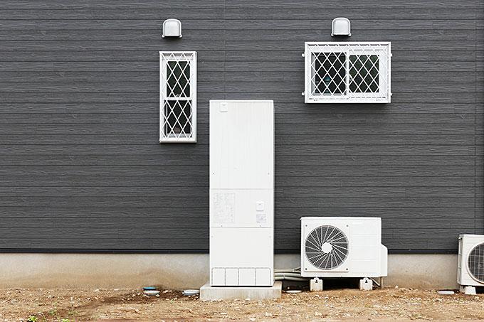 電気代がお得な給湯器「エコキュート」で快適な暮らしを