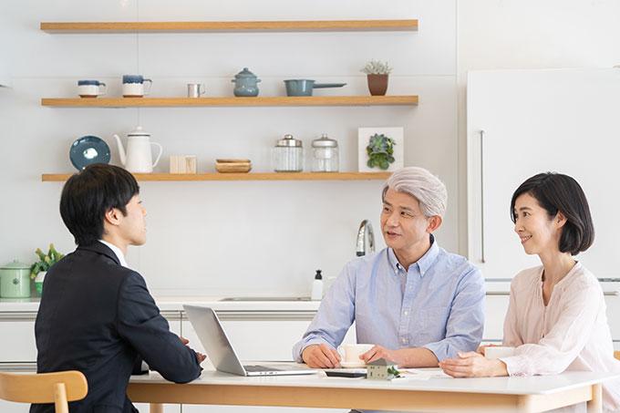 50代で住宅を購入する場合の注意点