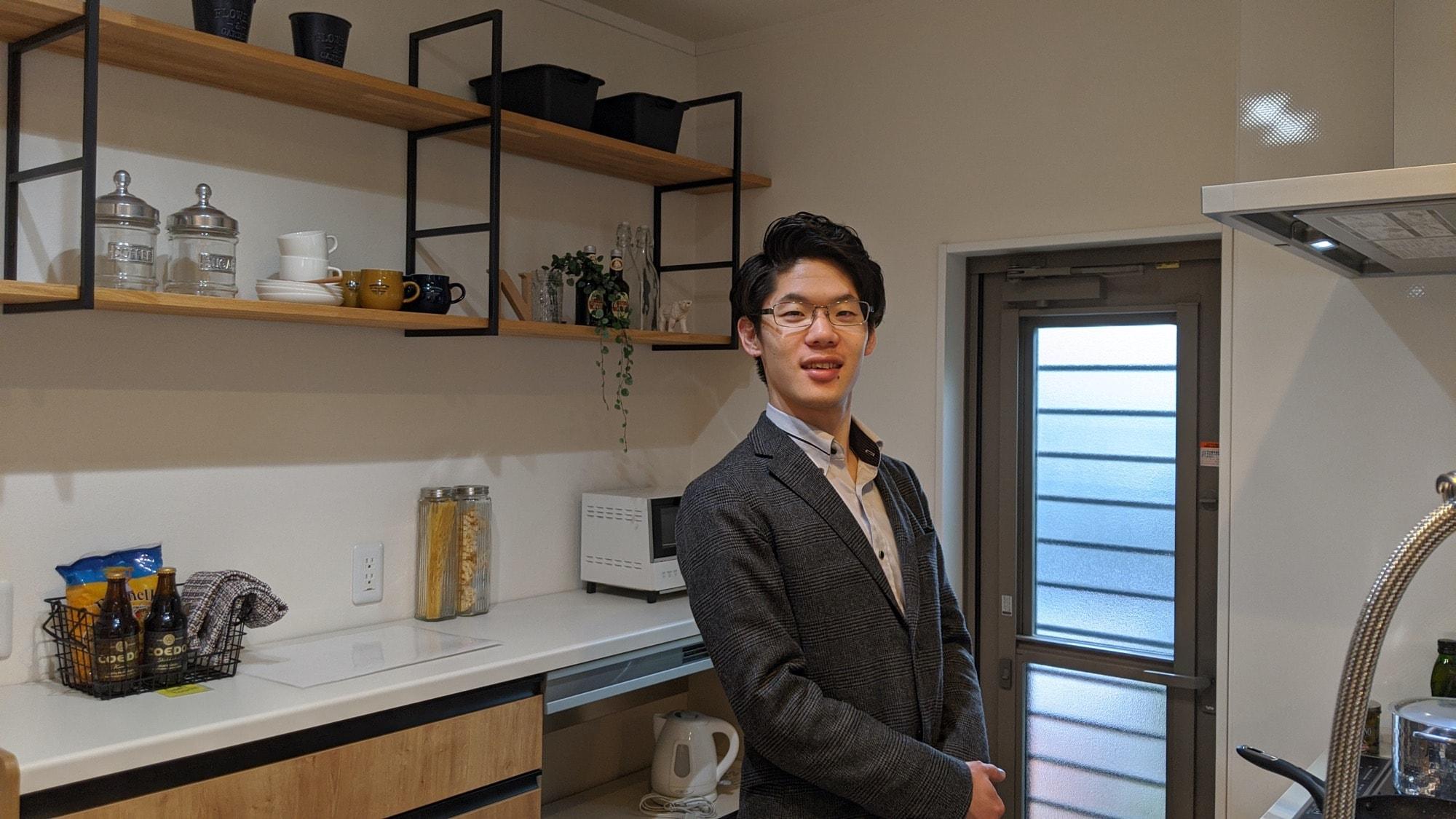 ニッケンホームの社員にインタビュー!:営業部 青山 享平 ・前編「寄り添った間取りや仕様の提案を」
